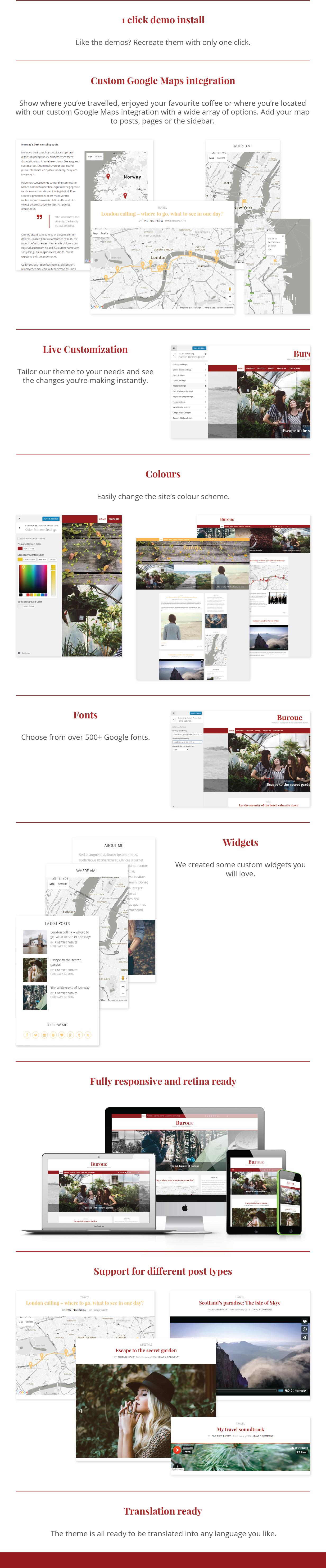 Burouc - Personal and Travel Blog WordPress Theme - 2
